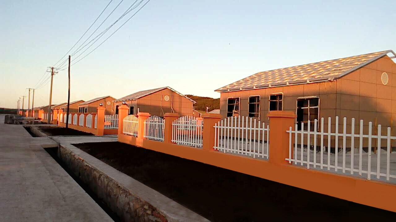 内蒙古绿色节能集成房屋工程